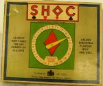 1944 chad valley shoc adult game ( unopened)