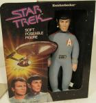 1979 star trek dr spock poseable figure ( boxed)