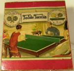 c1920 bgl table tennis boxed set complete