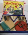 Wonderful c1940s Victory Table Tennis set (boxed)