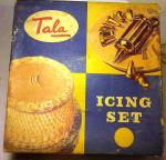 1960's tala icing  turntable , complete with extra items