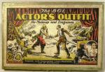 c1920's bgl actors otfit for makeup & disguises ( boxed)