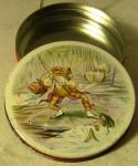 1973 huntley & palmer jeremy fisher biscuit tin