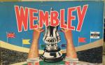 1960s edition Ariel Wembley football board game boxed