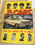 vintage tv's z cars  annual unclipped
