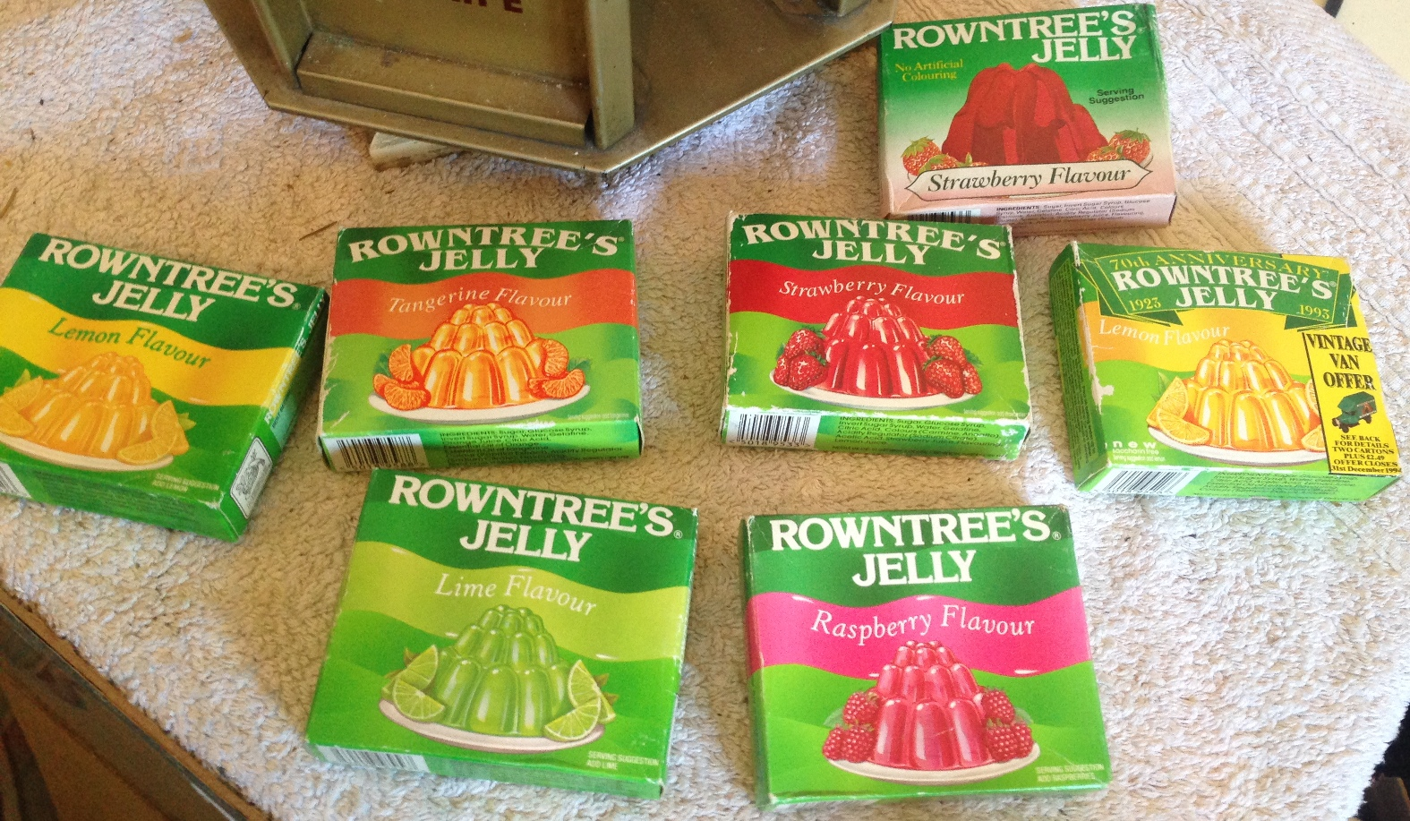 Image result for rowntrees jelly